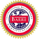 About Barre Certification logo icon