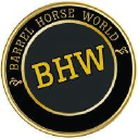 Barrel Horse World logo icon