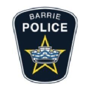 Barrie Police logo icon