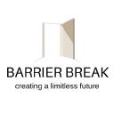 Barrier Break, India logo icon