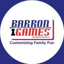 Barron Games International logo
