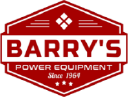 Barry's Gravely Tractors logo