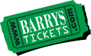 Barrys Ticket Service logo