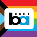 Bay Area Rapid Transit District (Bart) logo icon