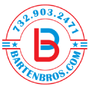 Barten Bros. Junk & Clean Up logo