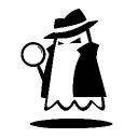 Bartlet Jones Supernatural Detective Agency logo