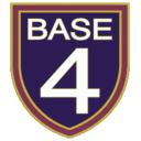 Base 4 Aviation logo