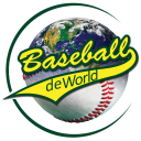 Baseball De World logo icon