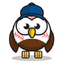 Baseball Eagle logo icon