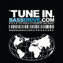 Bassdrive logo icon