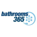 Bathrooms 365 logo icon