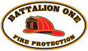 Battalion One Fire Protection logo