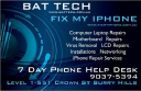 Bat Tech Computers logo