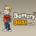 Battery Bhai logo icon