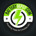 Battery Depot logo icon