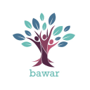 Bawar logo icon