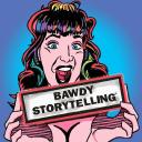 Bawdy Storytelling logo icon