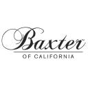Baxter Finley, barber & shop logo