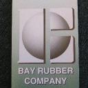 Bay Rubber logo icon