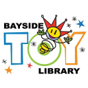 THE BAYSIDE TOY LIBRARY INCORPORATED Logo