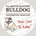 South Bayview Bulldog logo icon