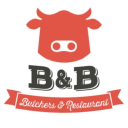 B&B Butchers logo icon