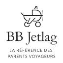 Bb Jetlag logo icon