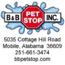 B&B Pet Stop logo icon