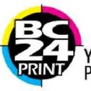 BC24 PRINT logo