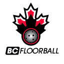 BC Floorball Federation logo