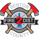 Benton County Fire Protection District 2 logo
