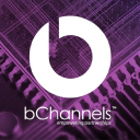 B Channels logo icon