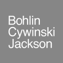 Bohlin Cywinski Jackson logo