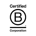 B Corporation logo icon