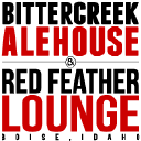 Bittercreek Alehouse & Red Feather Lounge logo icon