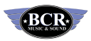 BCR Music and Sound logo