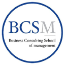 BCSM Business Consulting School of Management logo