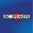 B&C Speakers Logo