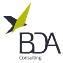 BDA Consulting logo