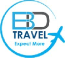 B & D Travel Associates logo