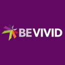 Be Vivid logo icon