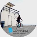 Beach Bikes logo icon