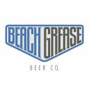 BEACH GREASE BEER CO logo