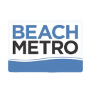 Beach Metro News logo