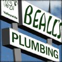 Beall's Plumbing Inc. logo