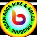 Bean Bags Hire & Sales logo