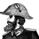Bearded Colonel logo icon