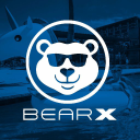 Bear X logo icon