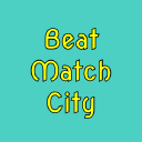 Beat Match City logo icon