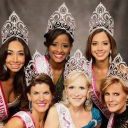 Beauties of America National Pageant logo